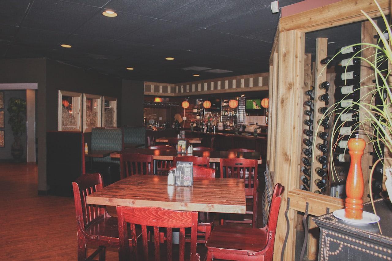 Restaurant | Carbondale Restaurant | Flame Grill & Bar